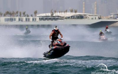 DUBAI WAVES CHALLENGE 2017